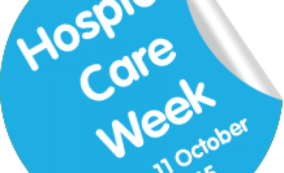Hospice Care Week at St Luke's