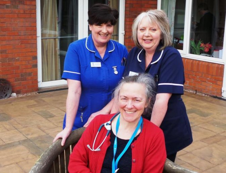 Doctor Nurses Outpatients