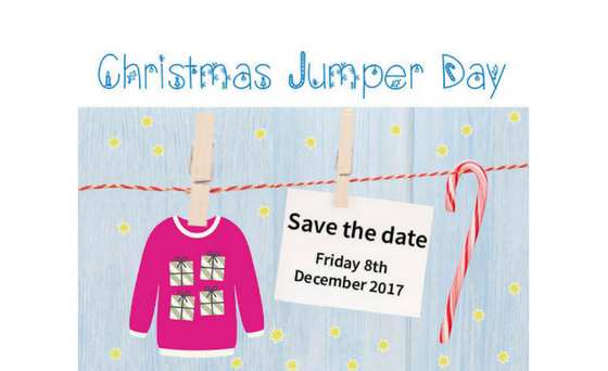 814ccbf5489 Register your interest in our Christmas Jumper Day | St Luke's ...